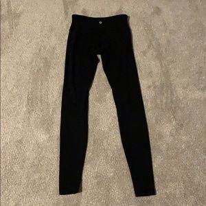 Full length legging   Lululemon size 4